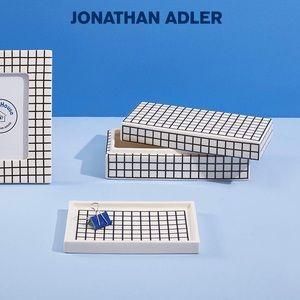 Jonathan Adler Grid Trinket Tray